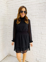 Callye Dress in Black