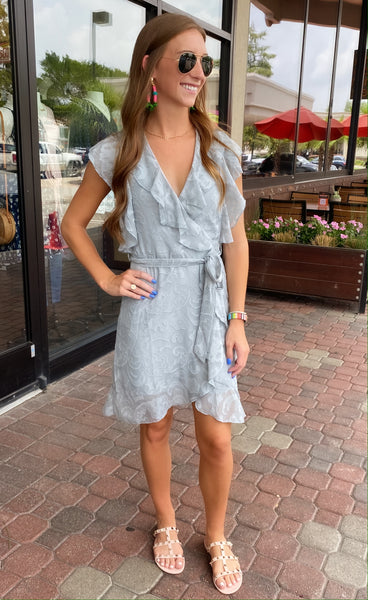 Pippa Dress in Sage