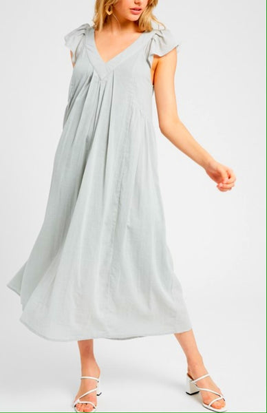 Margaux Dress in Sage