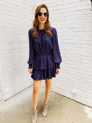 Kolby Dress in Midnight