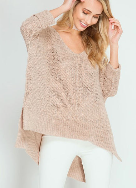 Chrissy Sweater Top