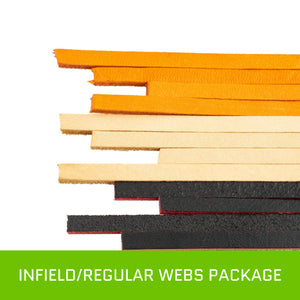 Infield/Regular Webs Lace Package