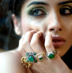 Latest Gold Rings Collection for Women