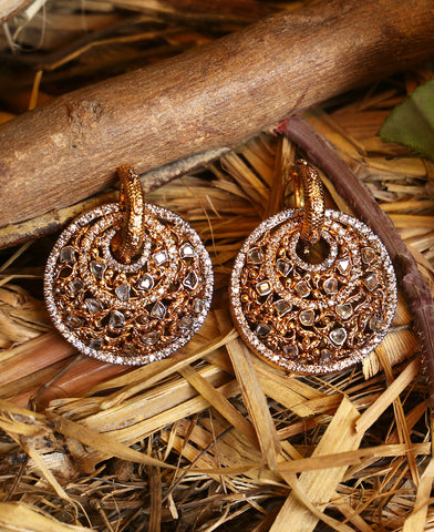 Polki Bali Earrings