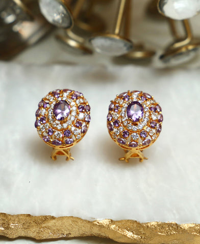 Royal Purple Studs