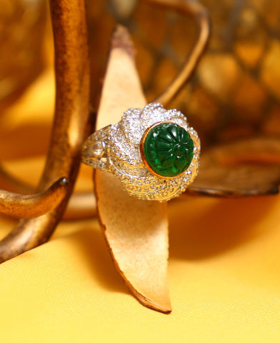 Sparkle with Emeralds