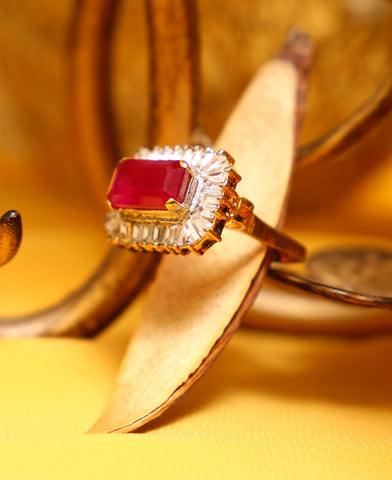 Sparkle with Rubies