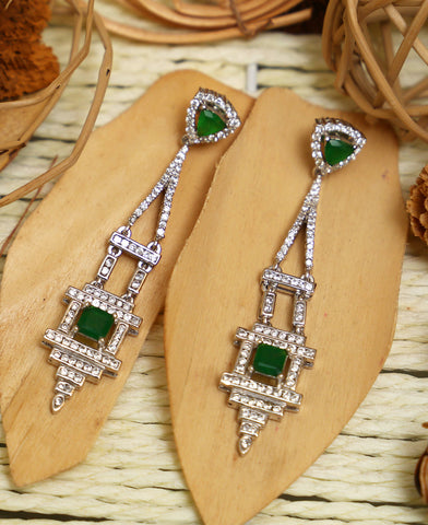 Jade Elegance earrings