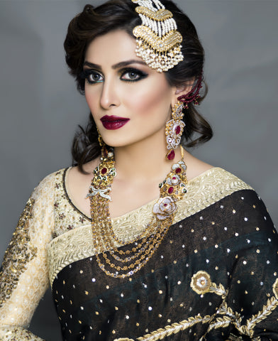 Fine Legacy Pakistani Bridal Set
