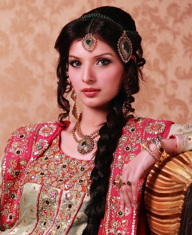The Pakistani Heritage Bridal Set