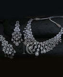 Diamond Like Valima Bridal Set
