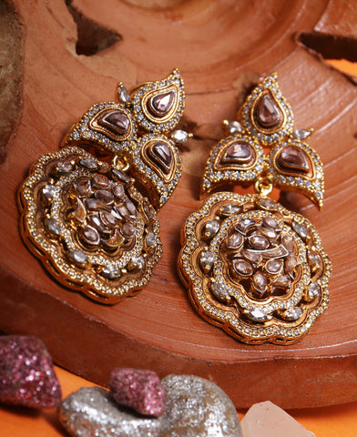 Floral Mena Earrings