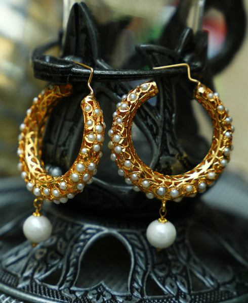 Hyderabadi Pearl Pipe Balis