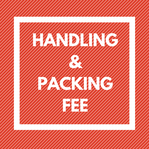 Handling & Packing Fee - Mouse to Your House