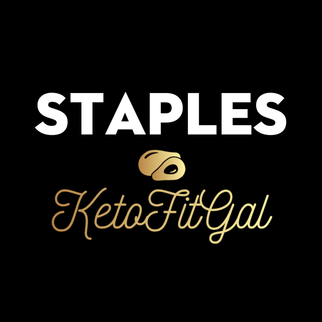 Keto Staples! A KetoFitGal Basket! - Mouse to Your House