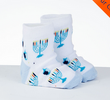 chanukiyot baby socks