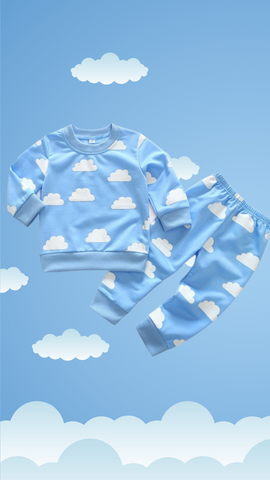 Cloud Sweater and Pants