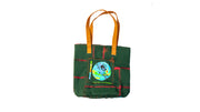 EVAPORATION TOTE BAG (FOREST GREEN)