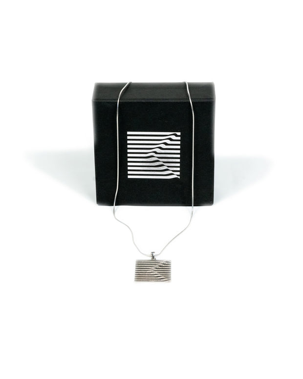 [WAVE NECKLACE]