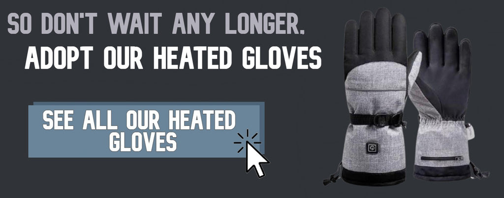 Heated Gloves Collections