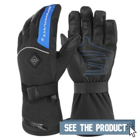 Self Heated Gloves Product