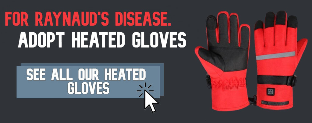 View Collection Gloves Heated