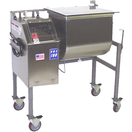 DMX-100-QUAD Daniels Food Equipment Meat Mixers