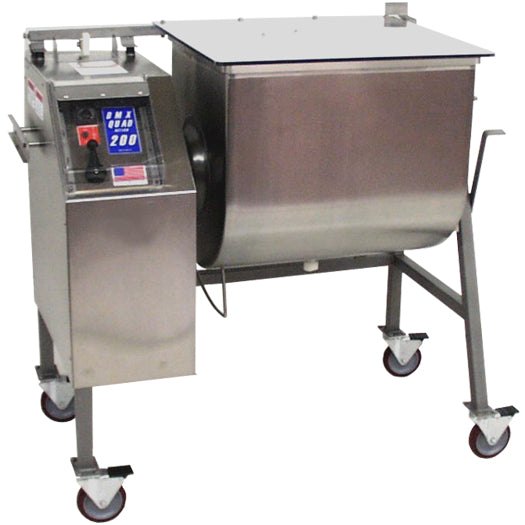 DMX-200-QUAD Daniels Food Equipment Meat Mixers