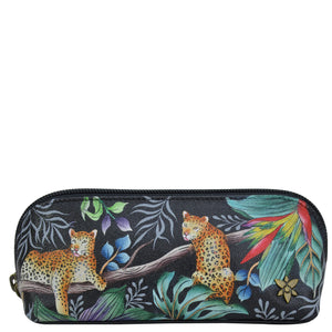 Medium Zip-Around Eyeglass/Cosmetic Pouch - 1163