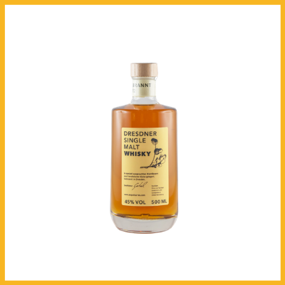 Single Malt Whisky (45%) - limitiert