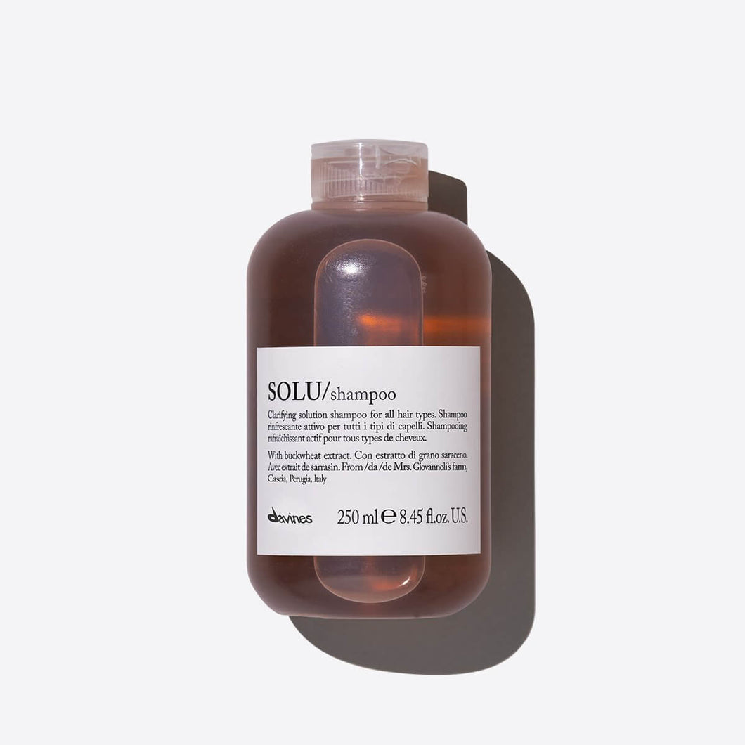Essential Haircare SOLU Shampoo 250ml