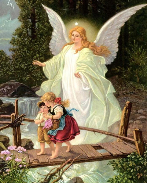 Goddess Angel Diy Paint By Numbers Kits UK RE0010