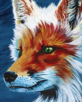 Fox Diy Paint By Numbers Kits UK AN0138