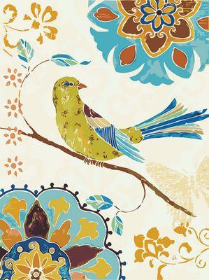 Flying Animal Bird Diy Paint By Numbers Kits UK FA0114