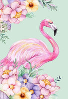 Flamingo Diy Paint By Numbers Kits UK AN0180