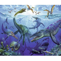 Dinosaur Paint By Numbers Kits UK MA148