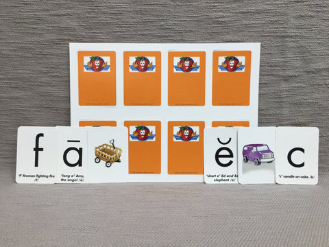 Alphabet Playing Cards  (APC or APC-10)