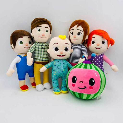 Cocomelon JJ Doll Plush Plushie Toy For Kids Gift