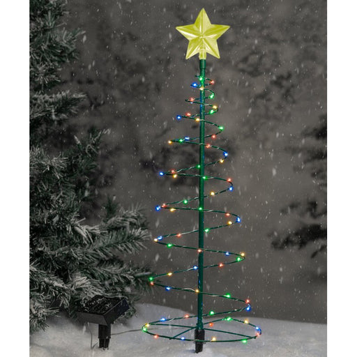 Merrylite LED Christmas 70 Light Lighted Tree