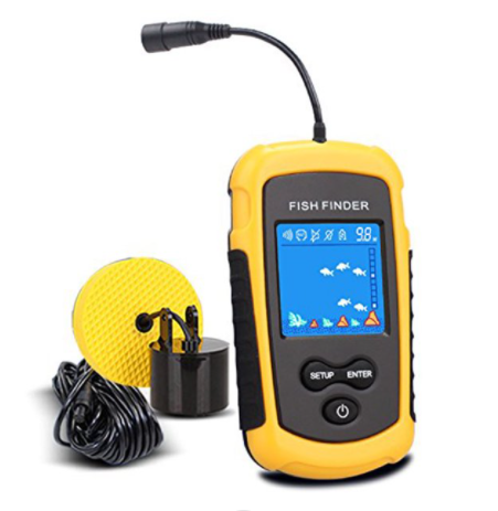 Wired Fish Finder