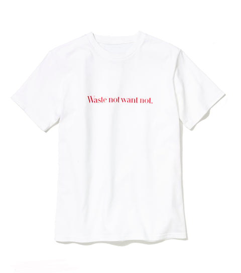 Vogue x Public School White Short-Sleeve Tee