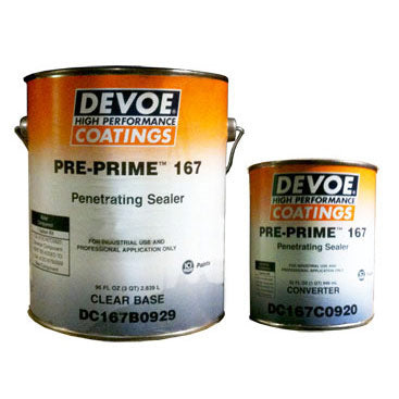 Pre-Prime 167  Epoxy Penetrating Sealer