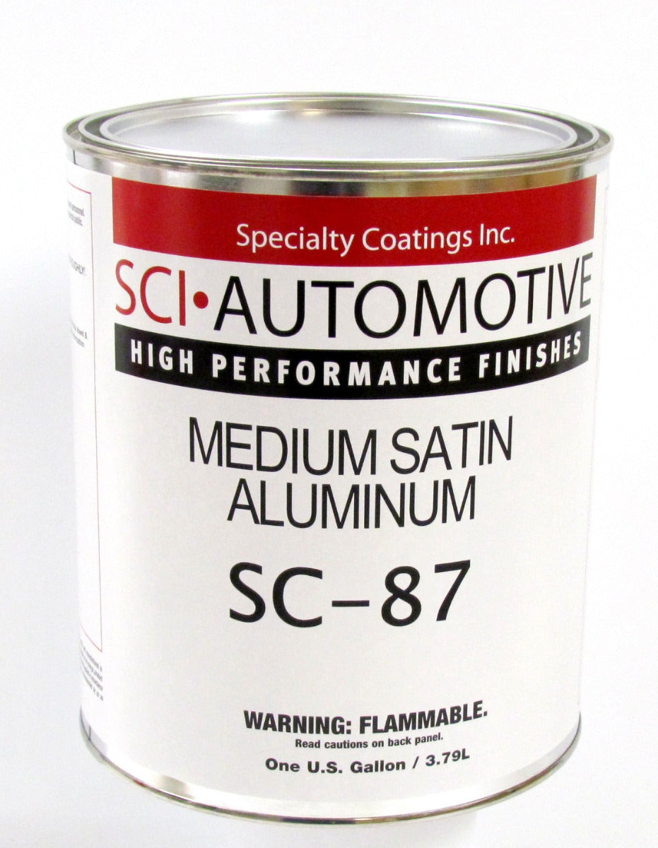 SC-87 Medium Satin Aluminum, GL