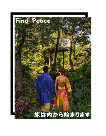 Find Peace T-Shirt Image