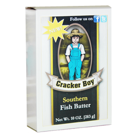 Cracker Boy Southern Fish Batter