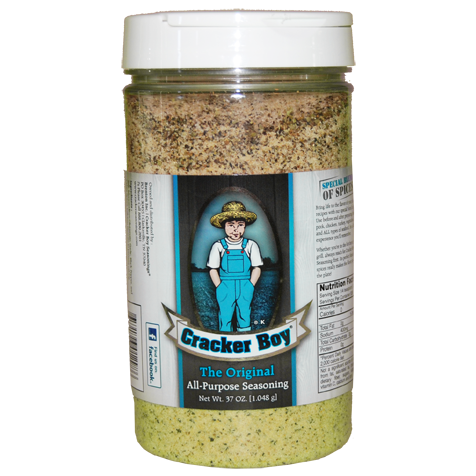Cracker Boy 35 Ounce Seasoning