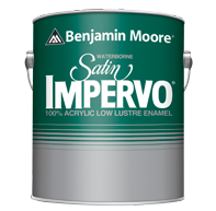 Benjamin Moore® Waterborne Satin Impervo® Interior Paint