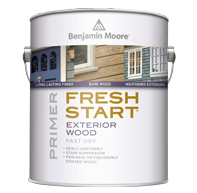 Benjamin Moore® Fresh Start® Exterior Wood Primer