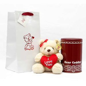 Angie HEART Small Teddy