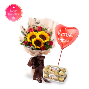 Crimson Sun Love Bundle